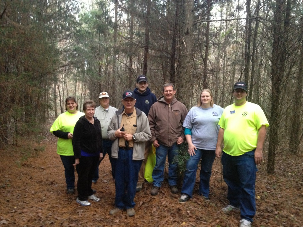 Catamount-4 Track and Recovery Teams, Along with the Property Owner, and Stakeholders